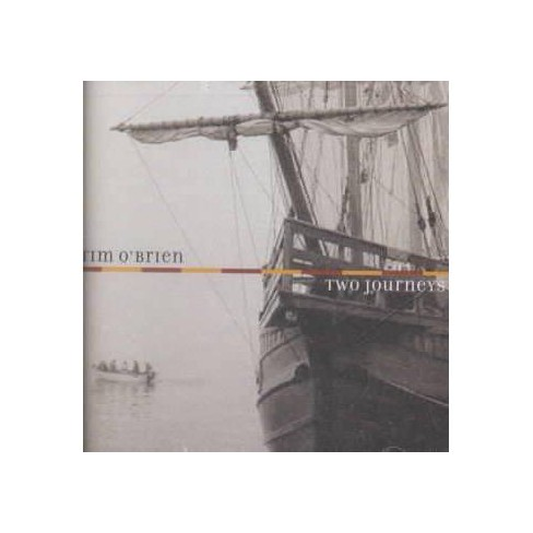 Tim O'Brien - Two Journeys (CD) - image 1 of 1