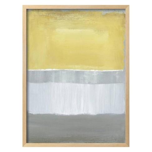 Half Light I By Caroline Gold Framed Wall Art Poster Print 21\