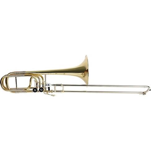 Allora ATBB-450 Vienna Series Bass Trombone Lacquer Yellow Brass Bell