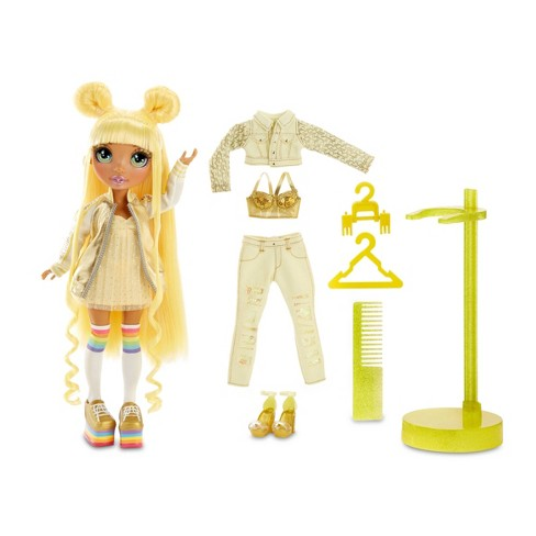Rainbow High Sunny Madison – Yellow Fashion Doll with 2 Outfits - image 1 of 4