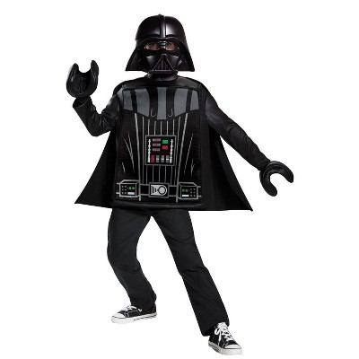 Kids' Darth Vader Lego Classic Halloween Costume