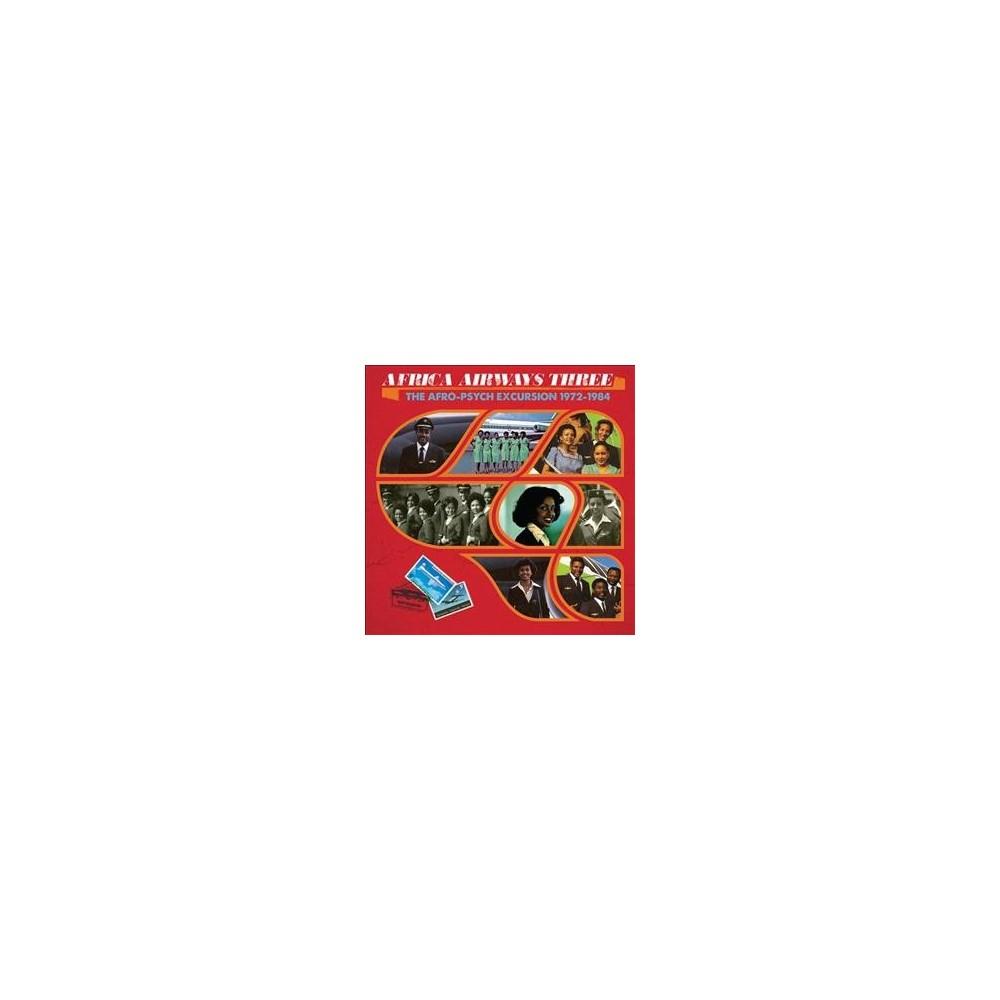 Various - Africa Airways 3 (Afro Pysch Excursio (Vinyl)