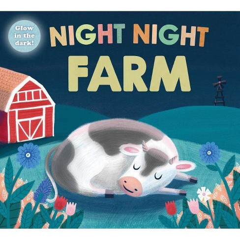 Night Night Farm 10/18/2016 - by Roger Priddy (Board Book) - image 1 of 1