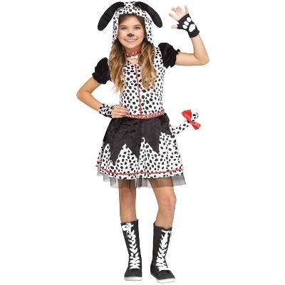 Kids' Spotted Sweetie Halloween Costume