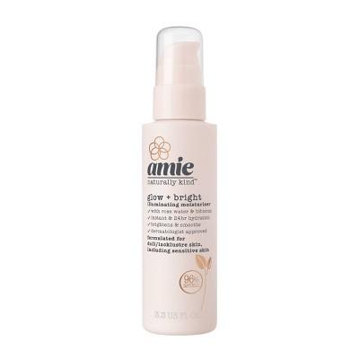 Amie Glow & Bright Illuminating Face Moisturizer - 3.3 fl oz