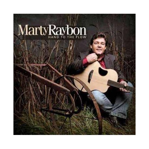 Marty Raybon - Hand to The Plow (CD) - image 1 of 1