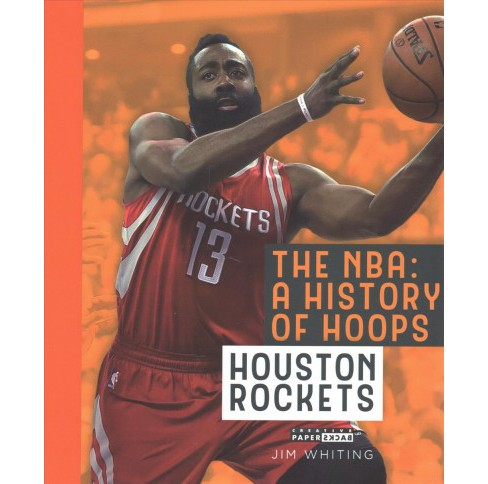Houston Rockets (Reprint) (Paperback) (Jim Whiting) - image 1 of 1