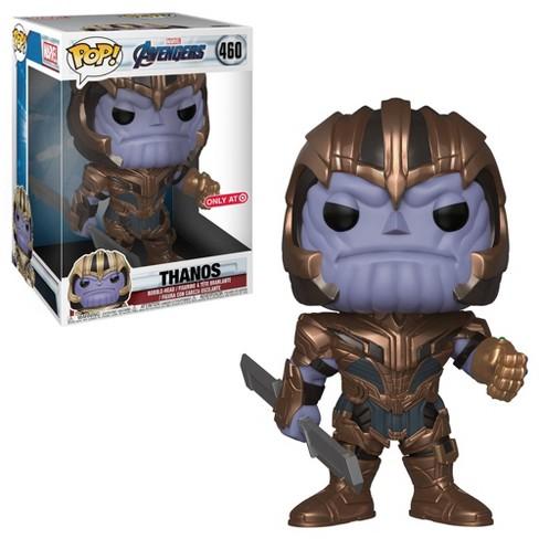 Funko Pop Marvel Avengers Endgame 10 Thanos Target Exclusive