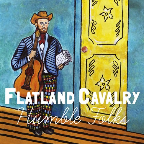 Flatland Cavalry - Humble Folks (CD) - image 1 of 1