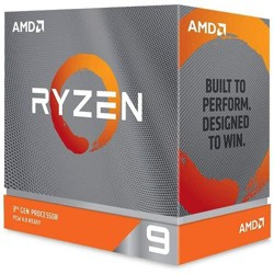 AMD Ryzen 9-3950X Desktop Processor - 16 Cores & 32 Threads - 3.5 GHz- 4.7 GHz Clock Speed - 7 nm Process Technology - Socket AM4 Processor