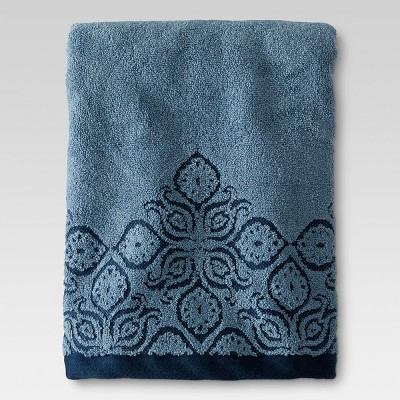 Hand Towel Washed Blue - Threshold™