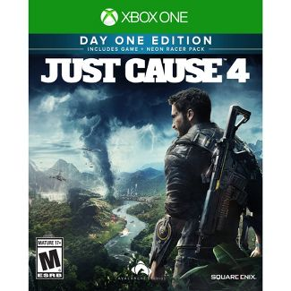 Just Cause 4: Day One Edition - Xbox One