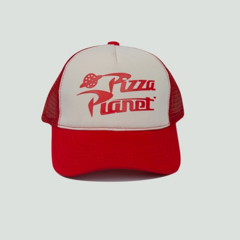 2f7f898db Men's Pixar Pizza Planet Uncle Trucker Cap - Red One Size