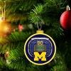 NCAA Michigan Wolverines 3D Stadium View Ornament - image 4 of 4
