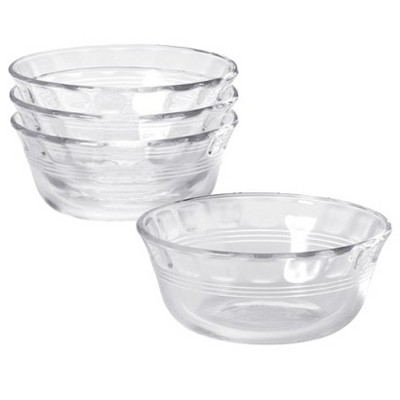 Pyrex Original 10 oz Custard Cup 4 pack