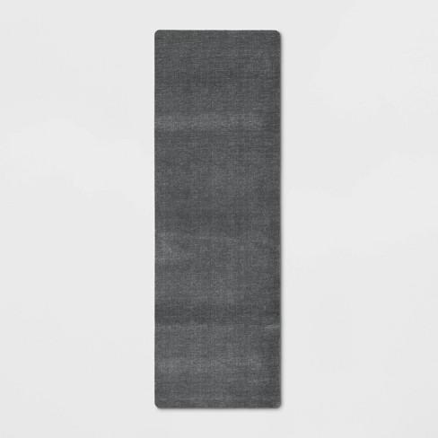 "60""x20"" Comfort Kitchen Rug Gray - Threshold™ - image 1 of 3"