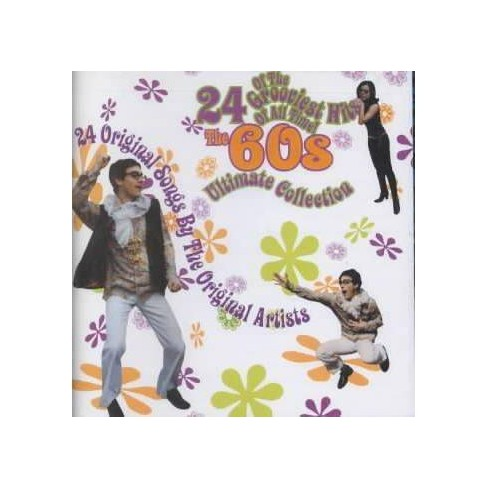Various - Ultimate 60s Collection Vol. 02 (CD) - image 1 of 1