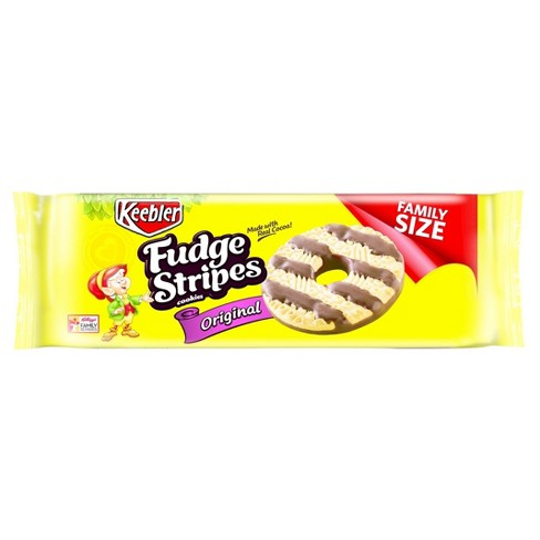 Keebler Family Size Fudge Strips Original Cookies - image 1 of 1
