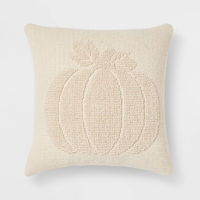 Loop Pumpkin Throw Pillow - Threshold™