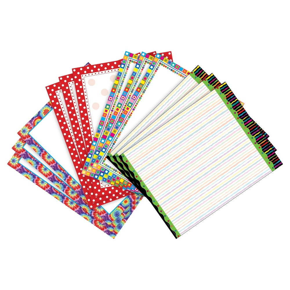 Image of Barker Creek Printer Paper Set 200ct - In the Groove