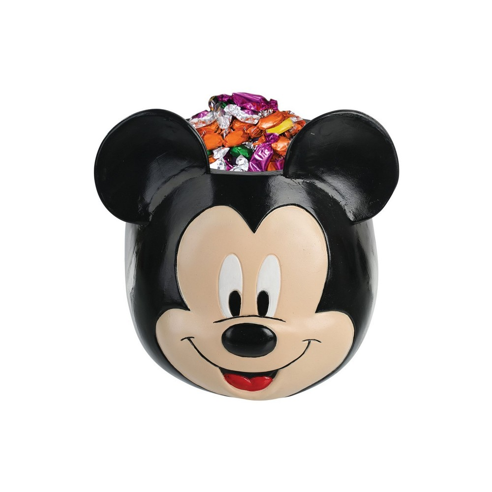 Image of Halloween Mickey Mouse & Friends 3D Candy Bowl- Mickey Mouse