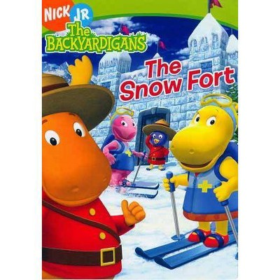 The Backyardigans: The Snow Fort (DVD)