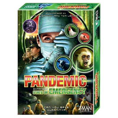 Pandemic State of Emergency Game Expansion Pack