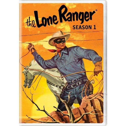 The Lone Ranger: The Complete First Season (DVD) - image 1 of 1