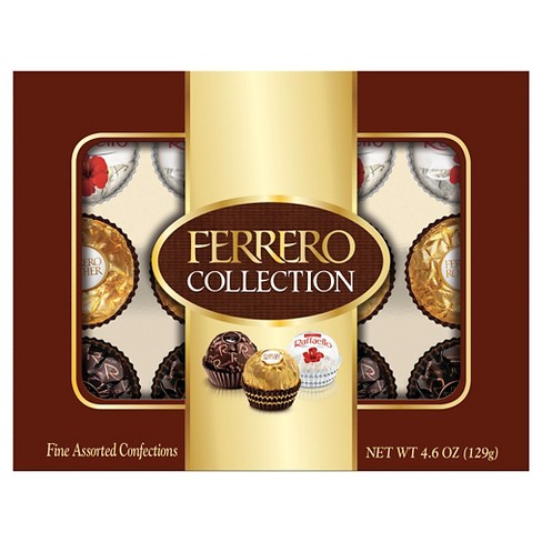 Ferrero Rocher Collection Assorted Chocolates - 4.6oz - image 1 of 2
