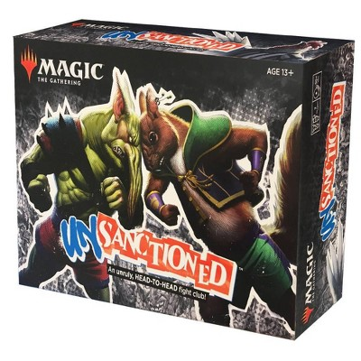 Magic The Gathering Unsanctioned Box