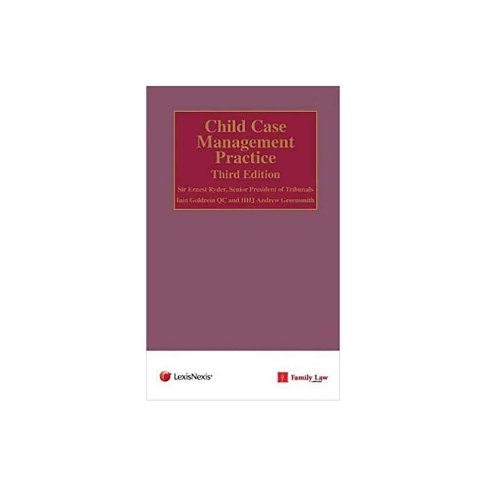 Child Case Management Practice - by Iain Goldrein (Paperback)
