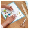 """Con-Tact Brand Creative Covering Multipurpose Shelf Liner - Adhesive Clear (18""""x 20') - image 2 of 3"""