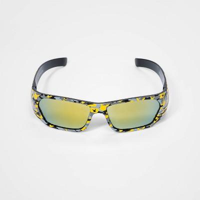 Boys' Pokemon Sunglasses - Yellow/Gray
