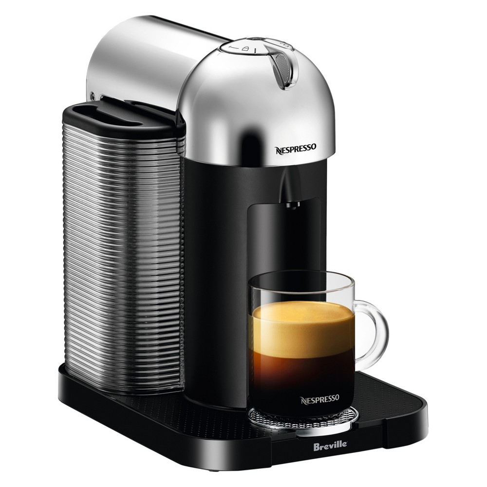 Image of Nespresso Vertuo Chrome by Breville