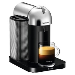 Nespresso Vertuo Chrome by Breville - Black