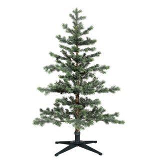 4ft Unlit Artificial Christmas Tree New Growth Balsam Fir - Wondershop™