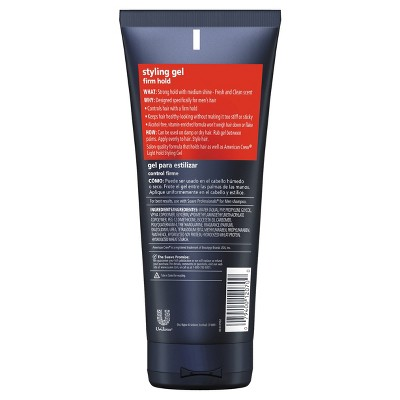 Best strong hold hair gel