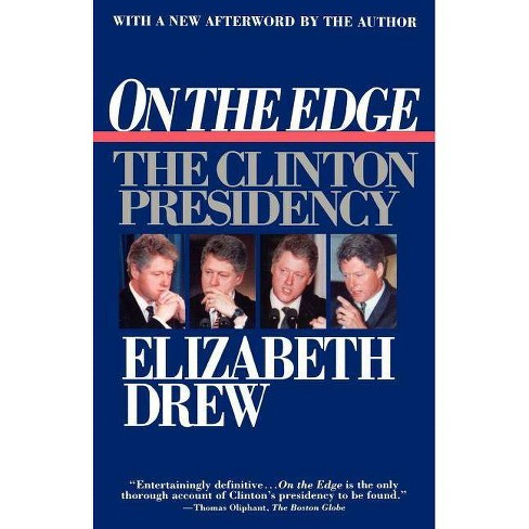On the Edge - by  Elizabeth Drew (Paperback) - image 1 of 1