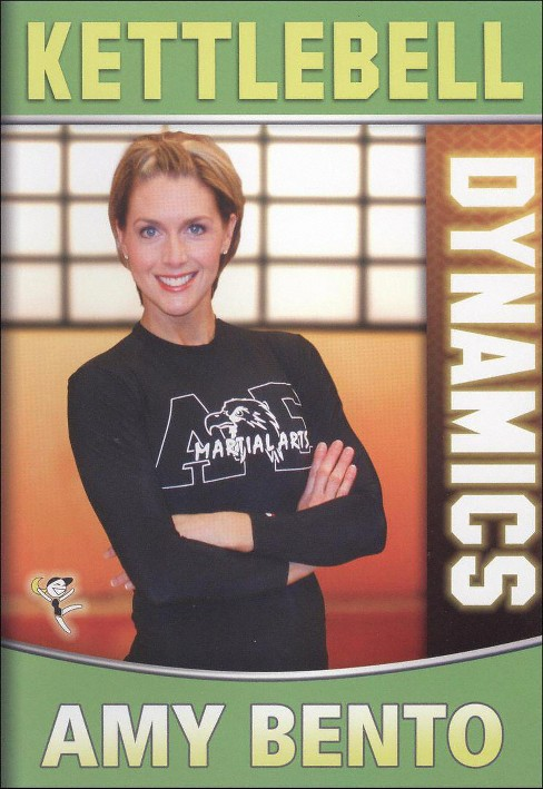 Amy bento:Kettlebell dynamics (DVD) - image 1 of 1