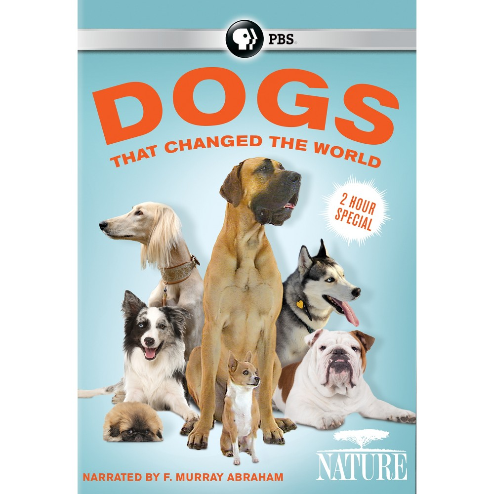 Nature:Dogs That Changed The World (Dvd)