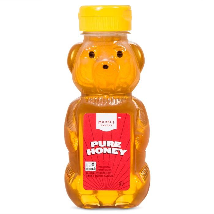 Honey Bear 12oz - Market Pantry™ - image 1 of 1