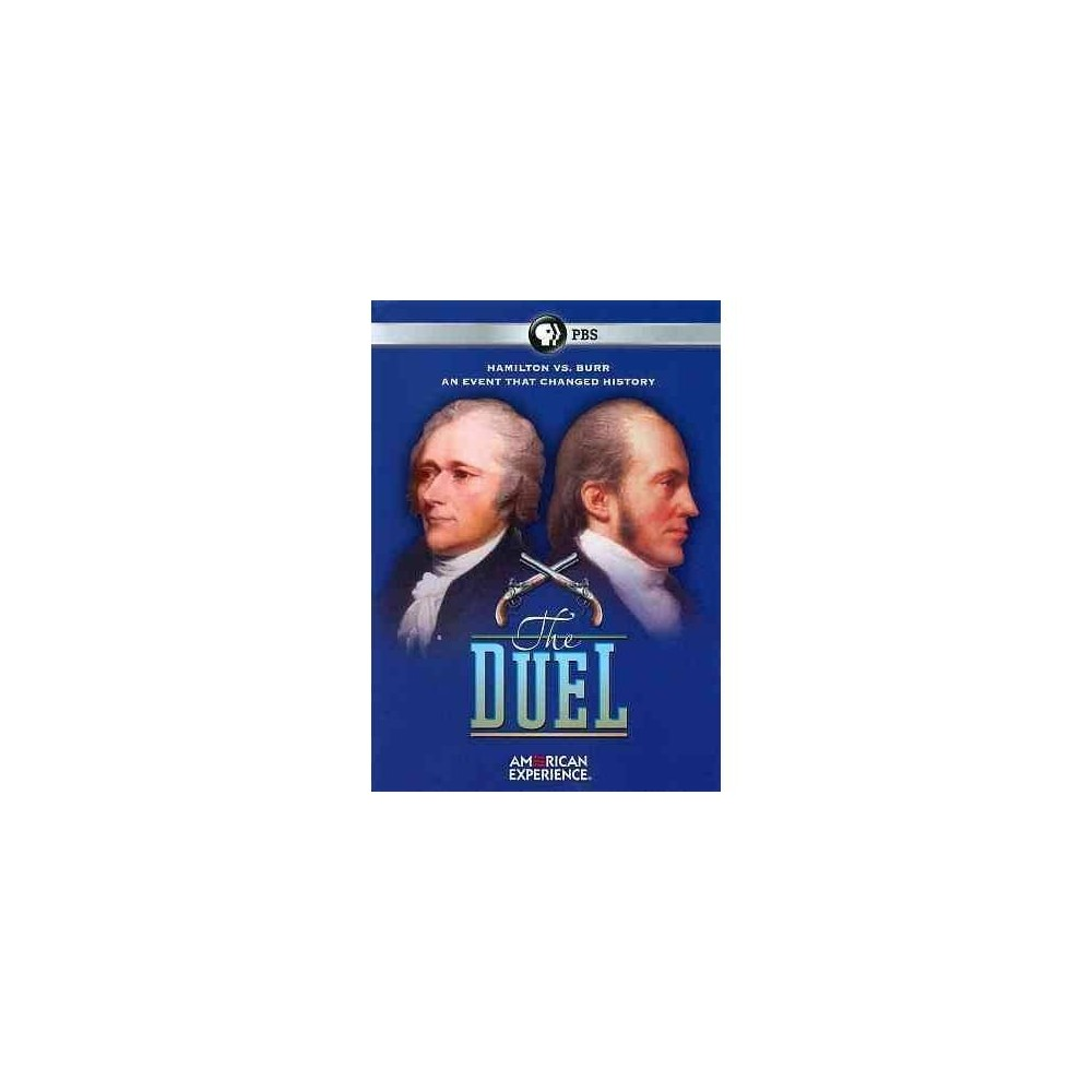 American Experience:Duel (Dvd)