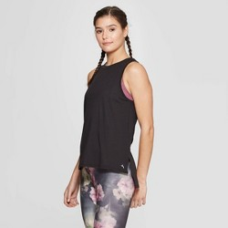2a398bf32e7 Women's Performance Long Line Mini Striped Sports Bra - JoyLab™. Women's  Soft Muscle Tank Top - JoyLab™