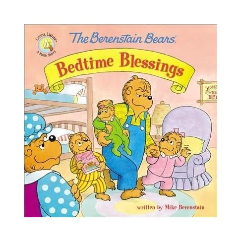 The Berenstain Bears' Bedtime Blessings - (Berenstain Bears/Living Lights) by  Mike Berenstain - image 1 of 1