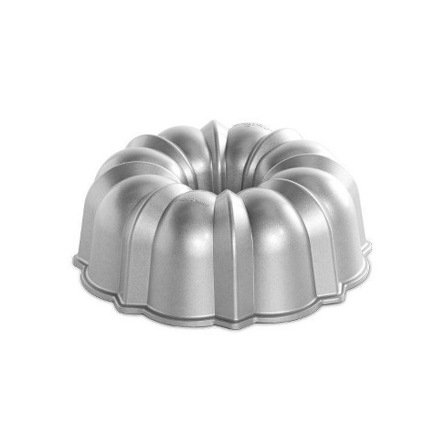 Nordic Ware 12 Cup Bundt Pan Silver - image 1 of 4