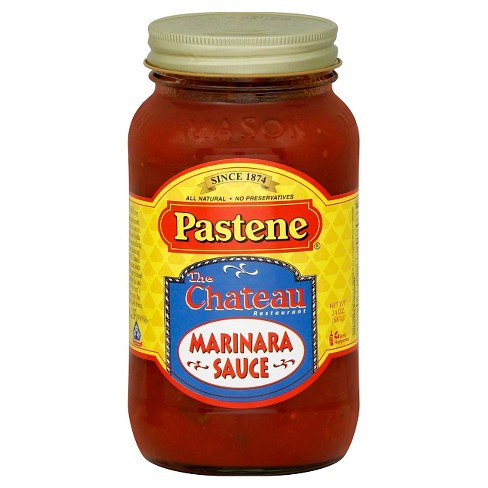 Pastene® Chateau Marinara Sauce - 24oz - image 1 of 1