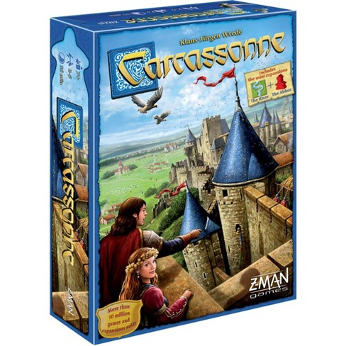 Carcassonne Board Game - image 1 of 4