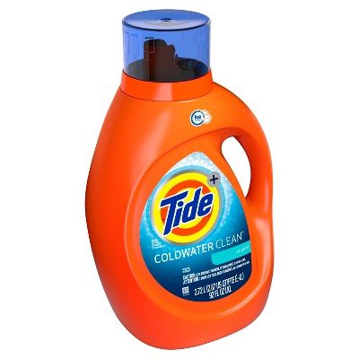 Tide Original Coldwater Clean Liquid Laundry Detergent - 92 fl oz