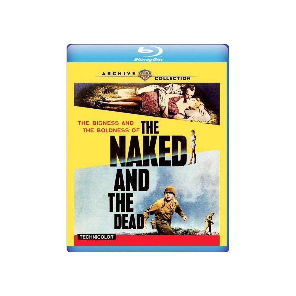 The Naked And The Dead (Blu-ray)(2018) Coupons