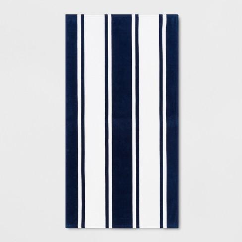 Stripe Beach Towel - Sun Squad™ - image 1 of 2